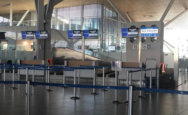 טיסות ריקות לאילת (צילום: באדיבות ישראייר)