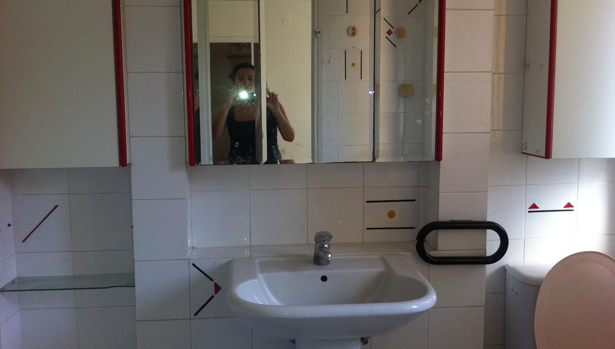 בית בתל אביב, עיצוב מיכל וולפסון ואורלי אביטל, לפני שיפוץ - 4