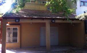 בית בתל אביב, עיצוב מיכל וולפסון ואורלי אביטל, לפני שיפוץ - 25 (צילום: אורלי אביטל)