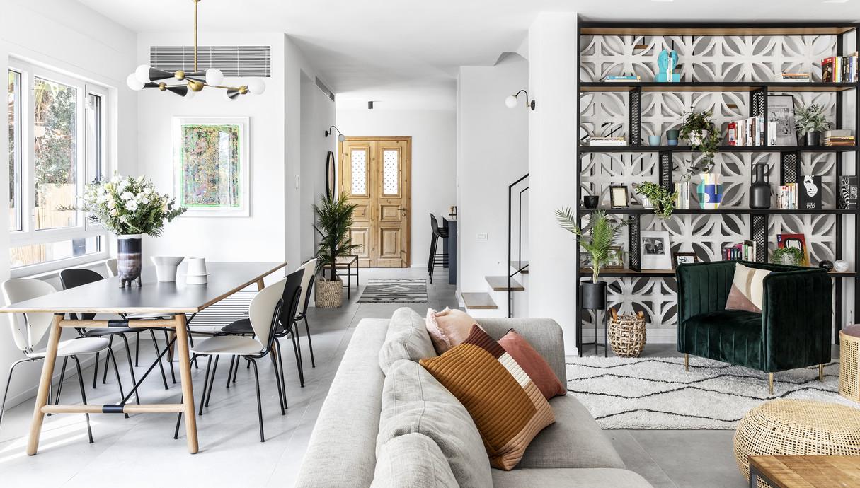 בית בתל אביב, עיצוב מיכל וולפסון ואורלי אביטל - 10