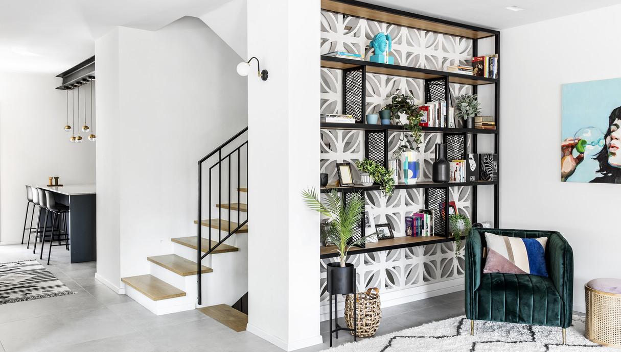 בית בתל אביב, עיצוב מיכל וולפסון ואורלי אביטל - 21