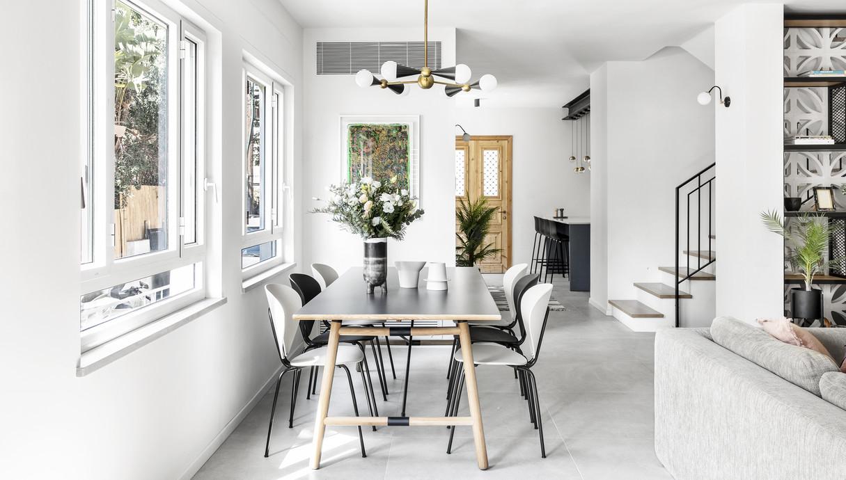 בית בתל אביב, עיצוב מיכל וולפסון ואורלי אביטל - 23