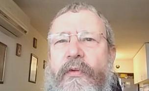 """השחקן לשעבר גילי שושן נדבק בקורונה (צילום: מתוך """"חדשות הבוקר"""" , קשת 12)"""