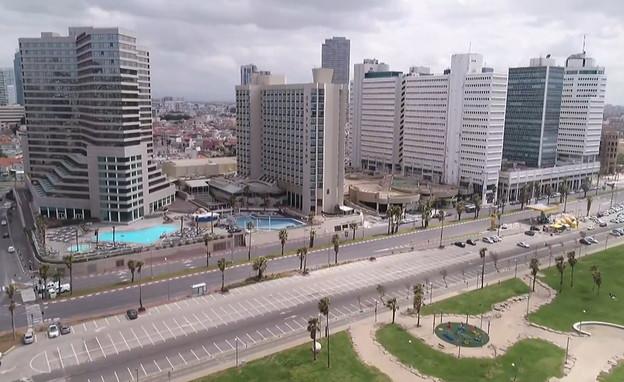 מלון דן פנורמה (צילום: החדשות12)