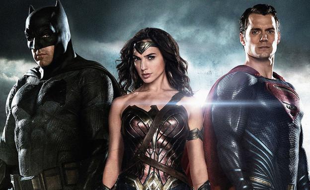"""""""באטמן נגד סופרמן"""" (צילום: Warner Bros. Pictures)"""