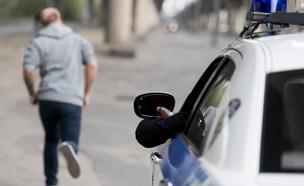 מרדף משטרתי (צילום: shutterstock | LightField Studios)