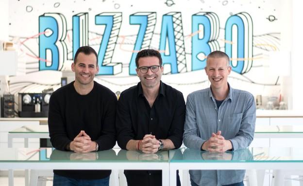 מייסדי Bizzabo