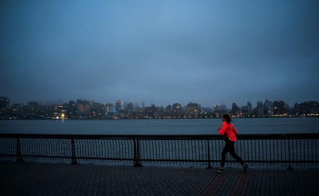 ניו יורק בצל הקורונה (צילום: רויטרס)