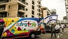 הופעות נודדות בחיפה (צילום: דוברות עיריית חיפה)