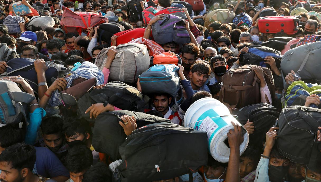 קורונה בהודו