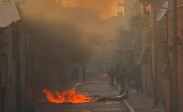 מהמהומות ביפו