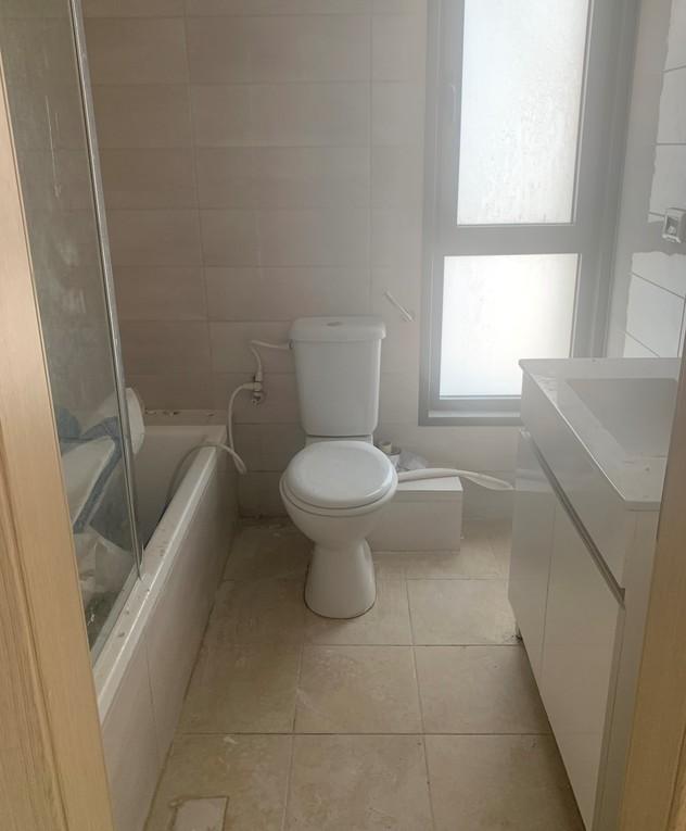 דירה בהוד השרון, ג, עיצוב ריקי שמעוני, לפני שיפוץ - 1