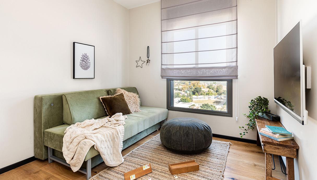 דירה בהוד השרון, עיצוב ריקי שמעוני - 12