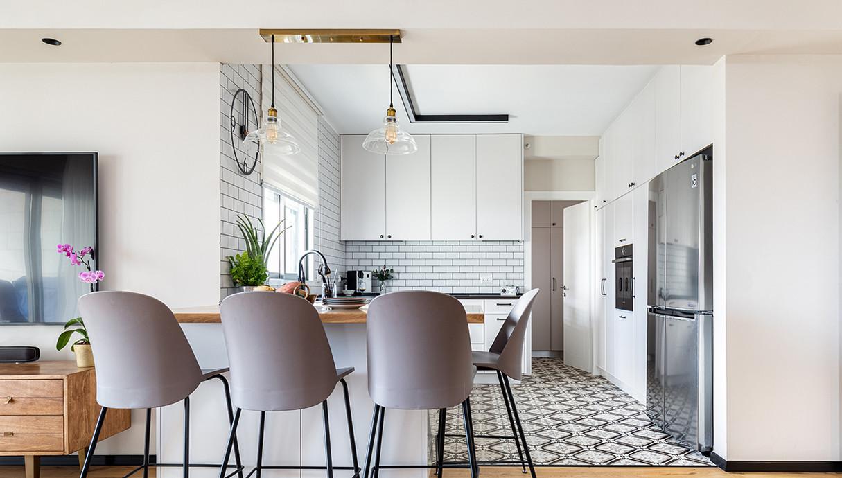 דירה בהוד השרון, עיצוב ריקי שמעוני - 23