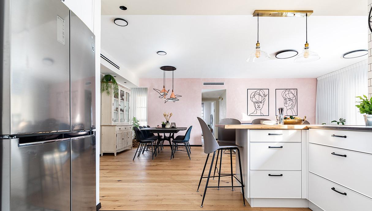 דירה בהוד השרון, עיצוב ריקי שמעוני - 25