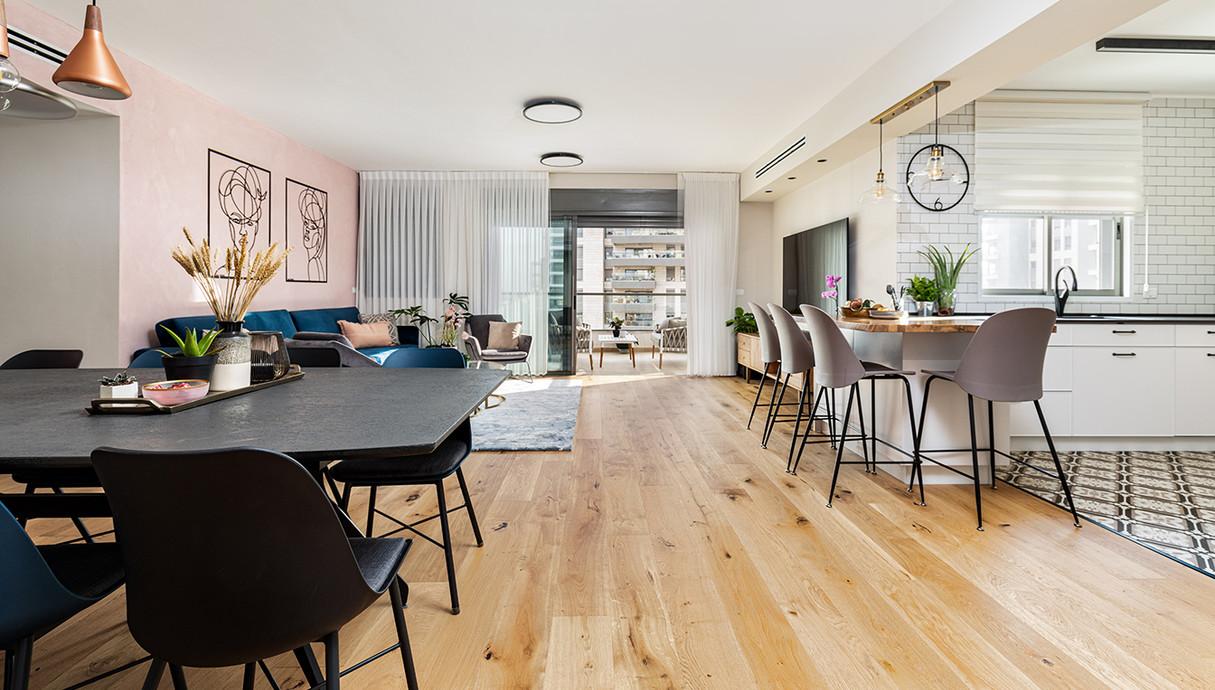 דירה בהוד השרון, עיצוב ריקי שמעוני - 26