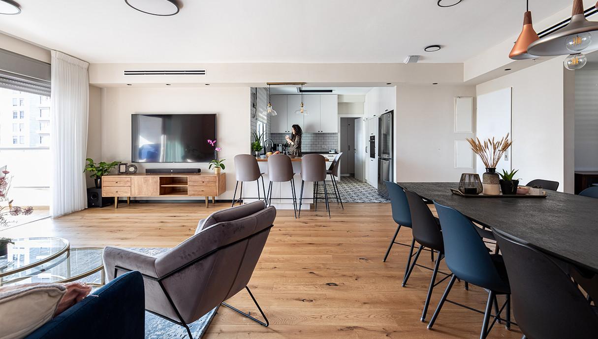 דירה בהוד השרון, עיצוב ריקי שמעוני - 27