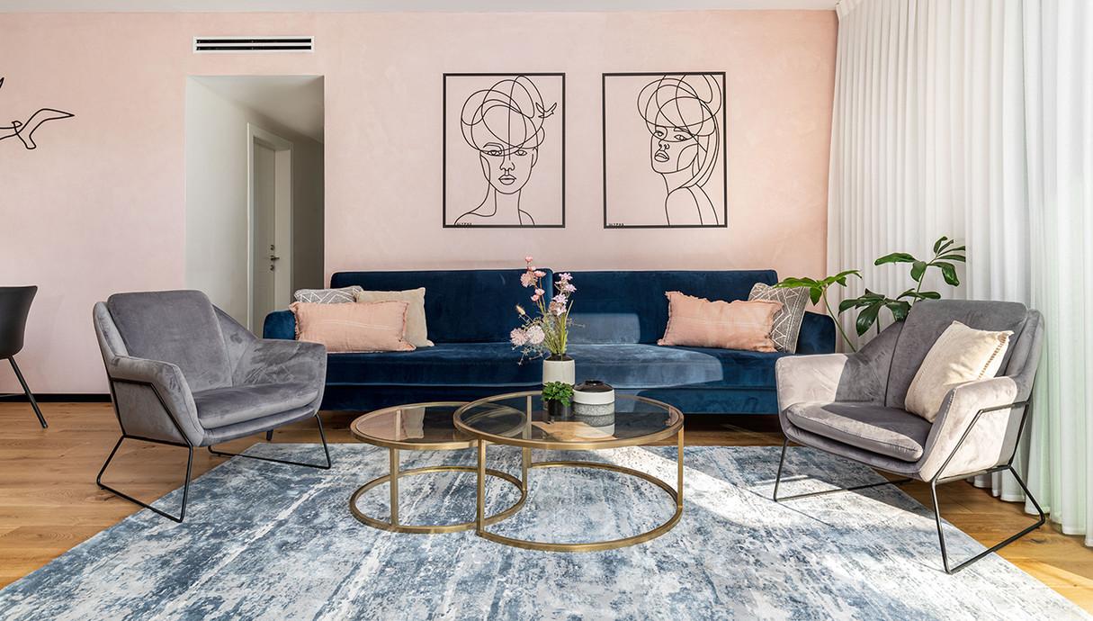 דירה בהוד השרון, עיצוב ריקי שמעוני - 29