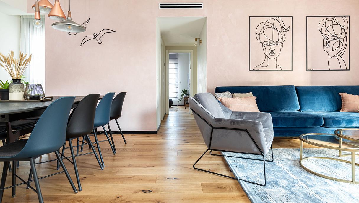 דירה בהוד השרון, עיצוב ריקי שמעוני - 32