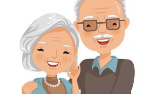 סבא וסבתא (צילום: shutterstock_By ann131313)