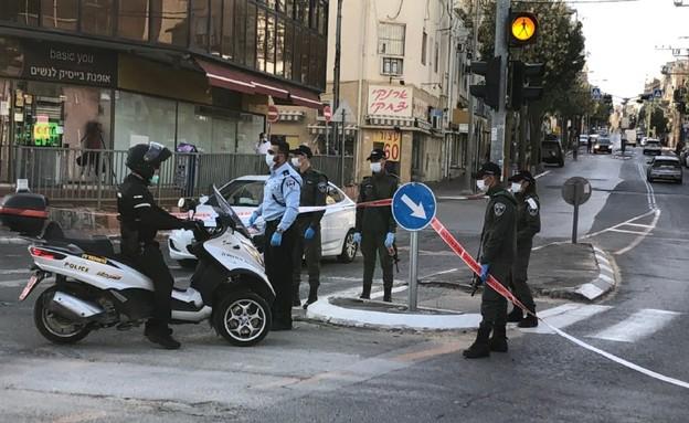המשטרה ומג