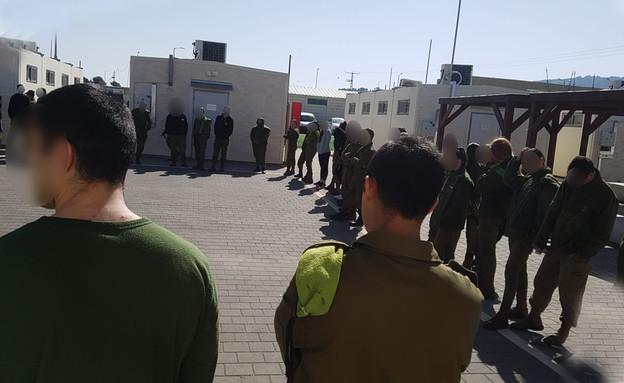 חיילים לא שומרים על הנחיות משרד הבריאות