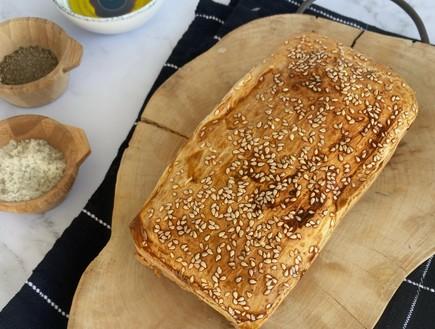 בצק כשר לפסח - לחם