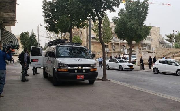 אכיפת תנועה בשכונות חרדיות בירושלים
