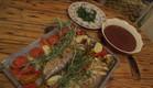 לבראק בתנור (צילום: מבשלים עם קשת, קשת 12)