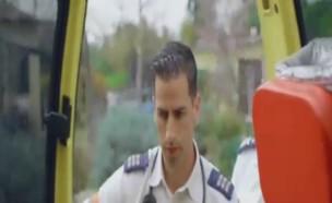 סיוע חירום למערך הבריאות של מדינת ישראל (צילום: גלית ויואב, קשת 12)