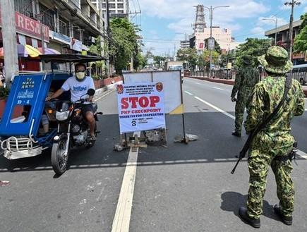 סרב לשים מסכה ברחוב - ונורה למוות על ידי שוטרים