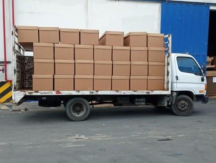 אקוודור: ארונות הקבורה נגמרו - השלטונות מחלקים קרטונים לגופות