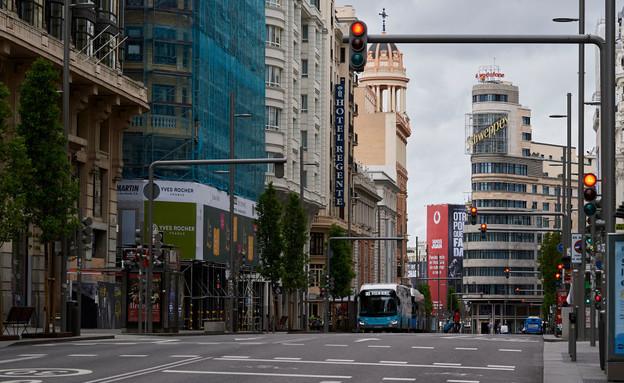 גראן ויה מדריד (צילום: Carlos Alvarez GettyImages)