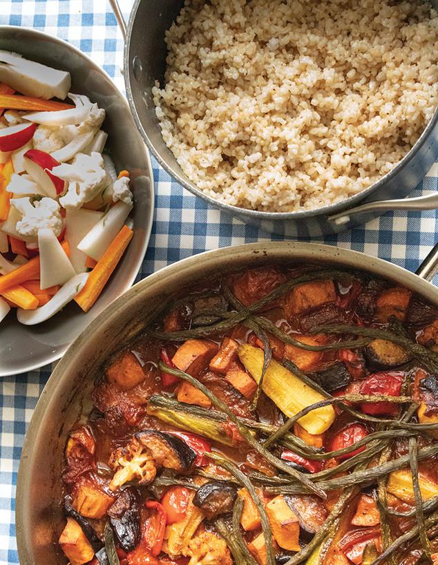 אורז מלא מתוך הספר לייזה פנאלים  הוצאת מודן