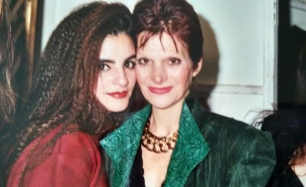 סוזי ואופירה אסייג (צילום: פרטי)