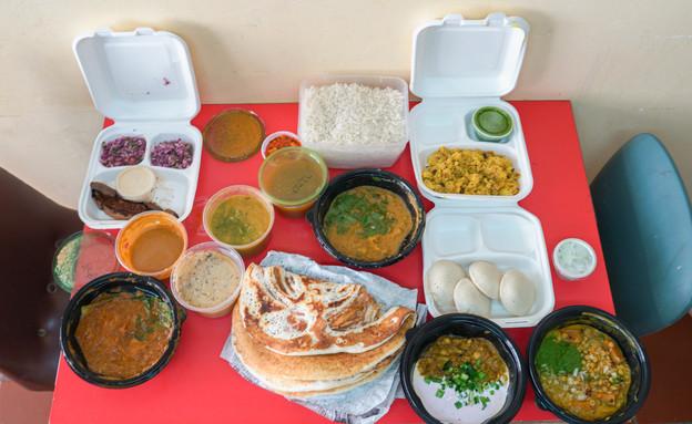 משלוח ממונאר (צילום: צילום ביתי, אוכל טוב)