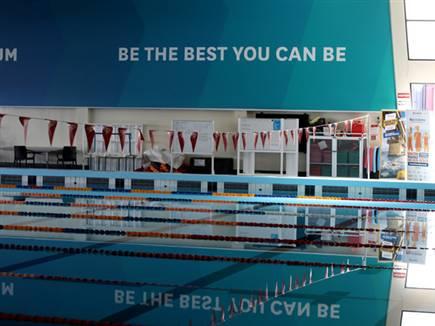 הבריכה האולימפית מיותמת. נלמד מההיסטוריה? (getty) (צילום: ספורט 5)