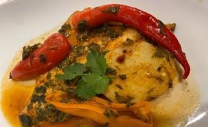 דג מרוקאי פשוט להכנה (צילום: מאור פינקלשטיין, אוכל טוב)