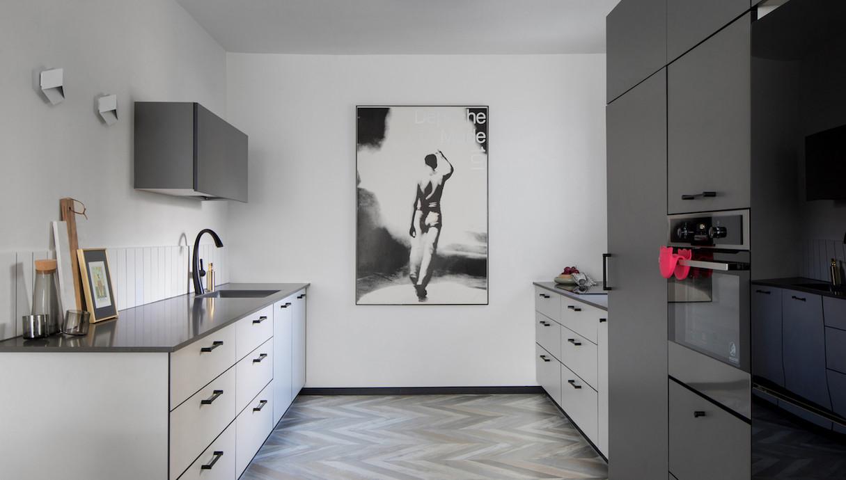 דירה בגבעתיים, עיצוב סטודיו Karen B