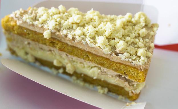 עוגת גזר שמעוררת שאגת עונג (צילום: צילום ביתי, אוכל טוב)