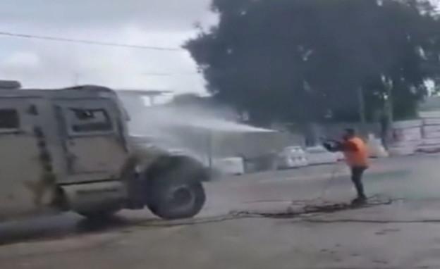 """הפלסטינים מאשימים את צה""""ל בהפצת קורונה בשטחי הרשות"""