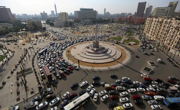 מצרים בימי הקורונה (צילום: שי פרנקו, רויטרס)