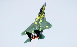 מטוס הקרב (צילום: בואינג)