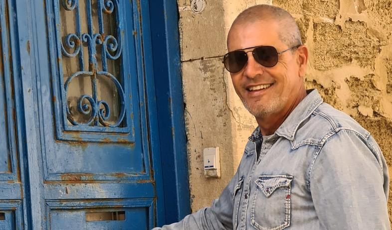 אריק חביב (צילום: ויויאן רז | צילום פרטי)
