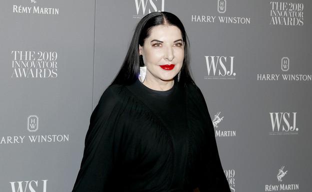 מרינה אברמוביץ', 2019 (צילום: Lars Niki/Getty Images)