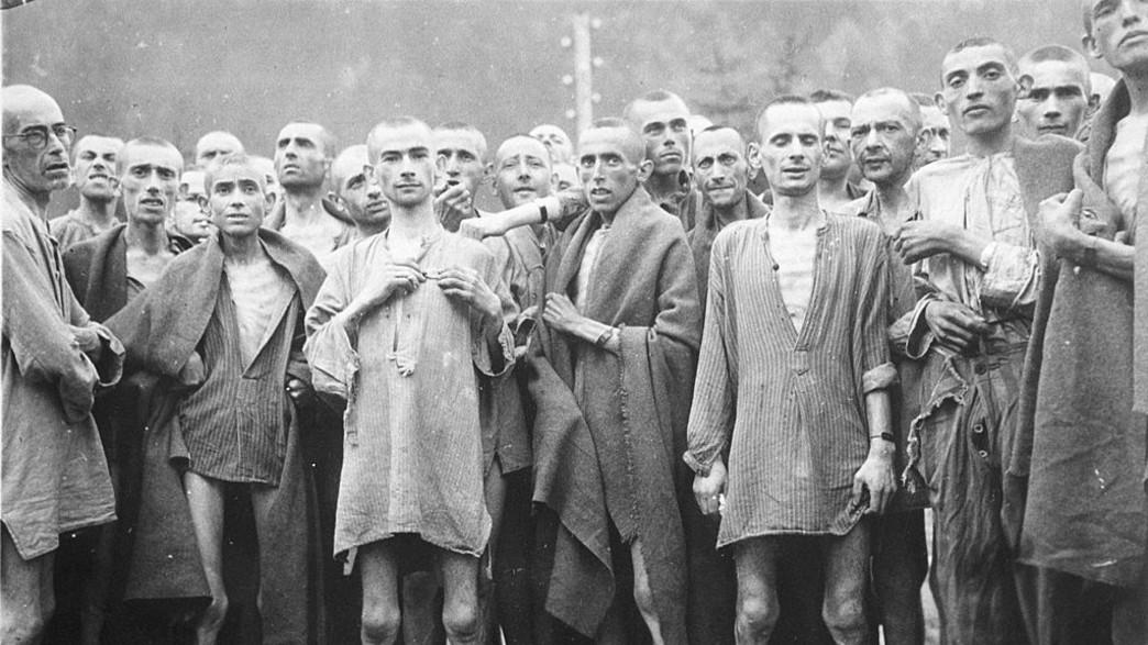 יום השואה  (צילום: Courtesy of the National Archives/Newsmakers)