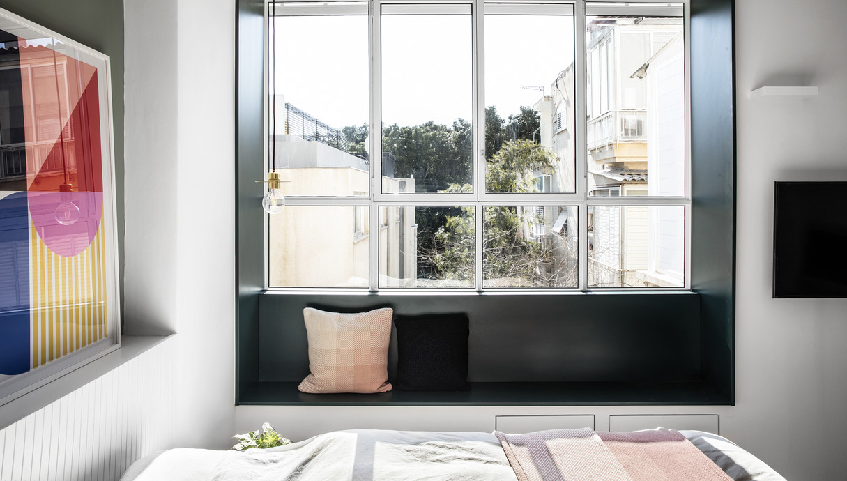22 - דירה בתל אביב, עיצוב סטודיו b6