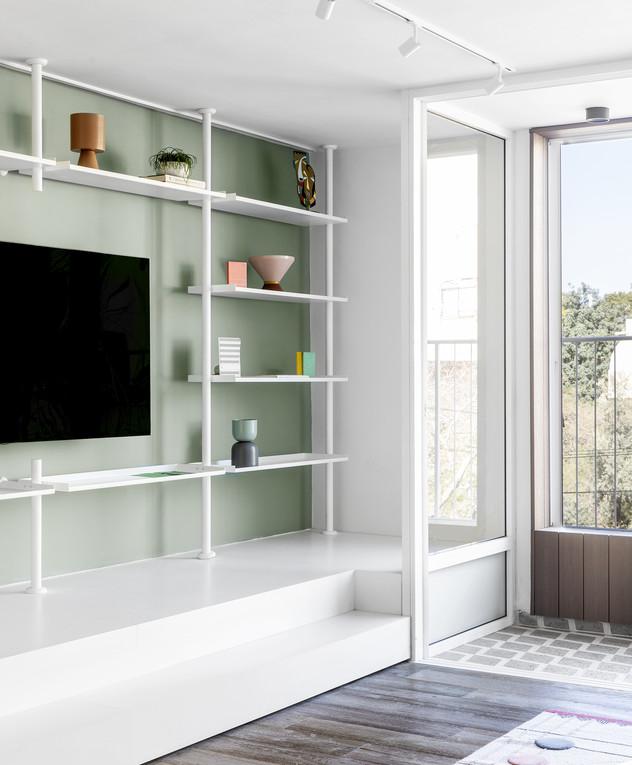 14 - דירה בתל אביב, ג, עיצוב סטודיו b6