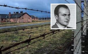 צ'סלב (צילום: AuschwitzMuseum, twitter)