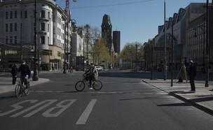 ברלין חוזרת לשגרה (צילום: AP)